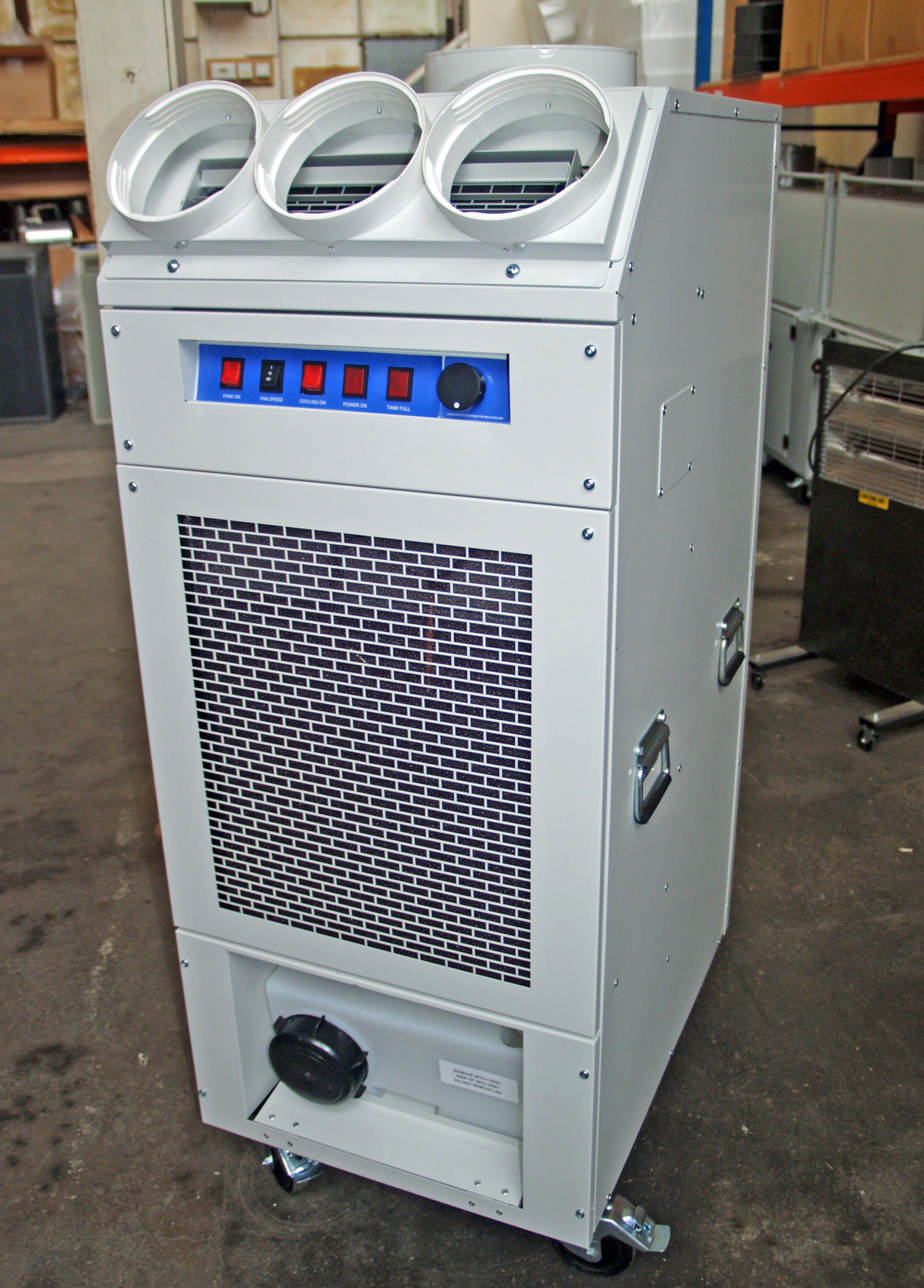 Industrial Portable Air Conditioner KCA28 28000btu #174AB4