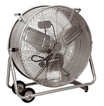 Dual Voltage Fan - 24inch or 30inch